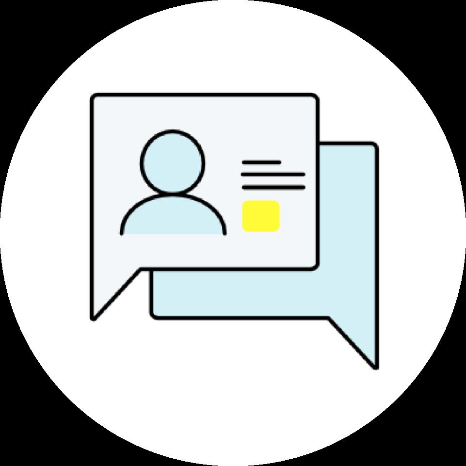 Bewerbermanagement Icon